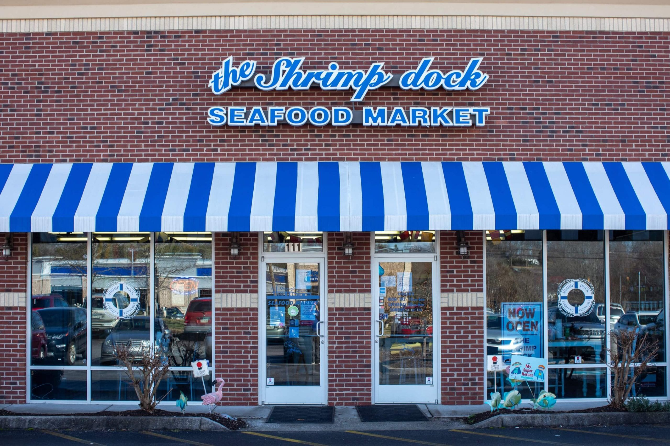 The Shrimp Dock | Fresh Seafood in Knoxville | Locations in Bearden, Farragut and Alcoa